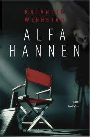 alfahannen - bog