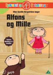alfons åberg - alfons og mille - DVD
