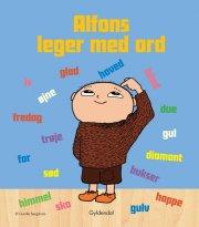 alfons leger med ord - bog