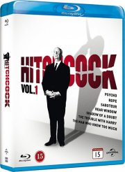 alfred hitchcock collection 1 - Blu-Ray