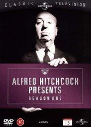 alfred hitchcock presents - sæson 1 - DVD