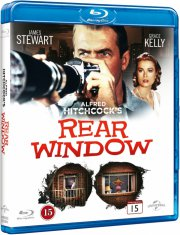 skjulte øjne / rear window - alfred hitchcock - Blu-Ray