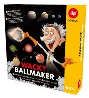 videnskabs legetøj - wacky ballmaker - Kreativitet