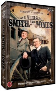 Alias Smith And Jones - Sæson 1 - Boks 2 - DVD - Tv-serie