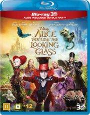 alice in wonderland 2 / alice i eventyrland 2 - 3D Blu-Ray