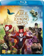 alice in wonderland 2 through the looking glass - Blu-Ray