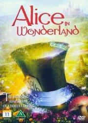alice in wonderland / alice i eventyrland - DVD
