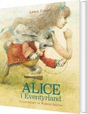 robert ingpen: alice i eventyrland - bog