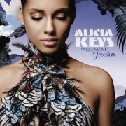 alicia keys - the element of freedom - cd