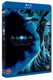 alien // alien 2 // alien 3 // alien resurrection - Blu-Ray