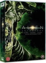 alien 1-4 anthology box - DVD