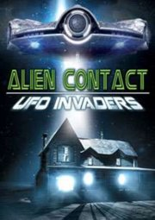 alien contact: ufo invaders film - DVD