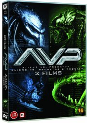 alien vs. predator // alien vs. predator 2: requiem - DVD