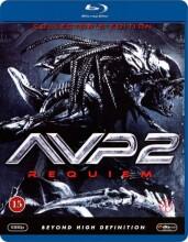 Image of   Alien Vs Predator 2 / Avp 2 - Collectors Edition - Blu-Ray