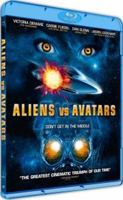 aliens vs. avatars - Blu-Ray