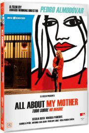 todo sobre mi madre / all about my mother - DVD