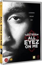 all eyez on me - DVD