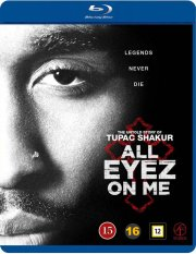 all eyez on me - Blu-Ray