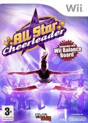 all star cheerleader (for balance board) - wii