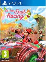 all-star fruit racing - PS4