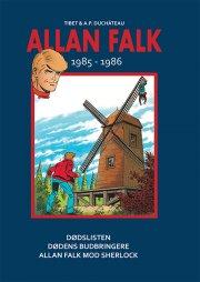 allan falk 1985-1986 - Tegneserie