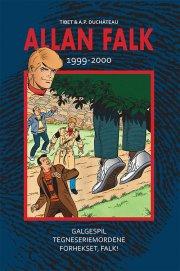 allan falk 1999-2000 - Tegneserie