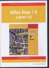 allez hop ! 8 - CD Lydbog
