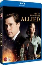 allied - brad pitt 2016 - Blu-Ray