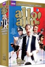 allo allo collection - complete series - bbc - DVD