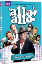 allo allo! - sæson 6 - bbc - DVD