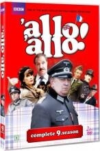 allo allo! - sæson 9 - bbc - DVD