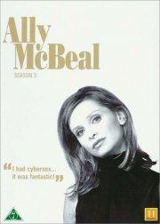 ally mcbeal - sæson 3 - DVD