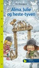 alma, julie og hestetyven - bog