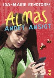 sommerfugleserien: almas andet ansigt - bog