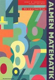 almen matematik - bog