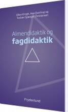 almendidaktik og fagdidaktik - bog