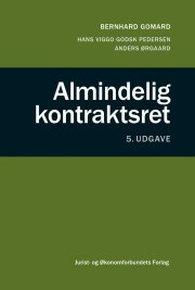 almindelig kontraktsret - bog