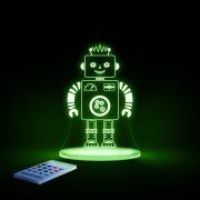 aloka sleepy lights natlampe / sengelampe - robot - Til Boligen