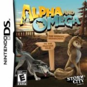 alpha and omega  - nintendo ds