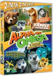 alpha og omega 4 + 5 - DVD