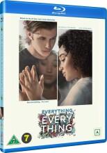alt eller intet / everything everything - Blu-Ray