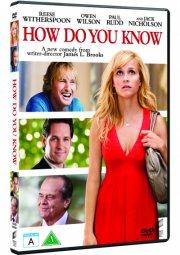 how do you know / alt hvad du har - DVD