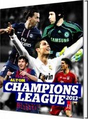 alt om champions league 2013 - bog