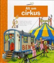 alt om cirkus - bog