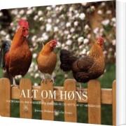 Image of   Alt Om Høns - Jeremy Hobson - Bog