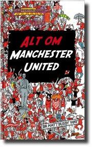 alt om manchester united - bog
