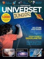 alt om videnskab junior: universet - bog