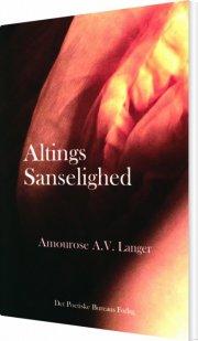altings sanselighed - bog