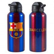 fc barcelona merchandise - stribet drikkedunk i aluminium - Merchandise