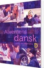 Billede af Alverdens Dansk - Dansk Som Andetsprog - Hanne Hauge Milling - Bog